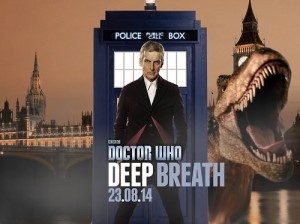 Doctor Who Deep Breathe